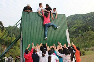2013年重庆利耀团队拓展培训专题报道