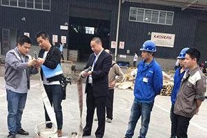 重庆公司开展逃生安全、消防演练活动